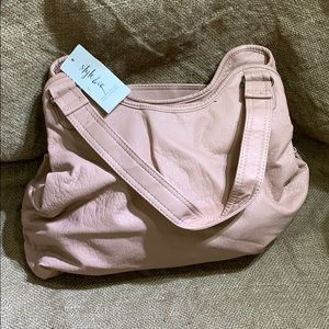 New Style & Co French rose pink bag with tags